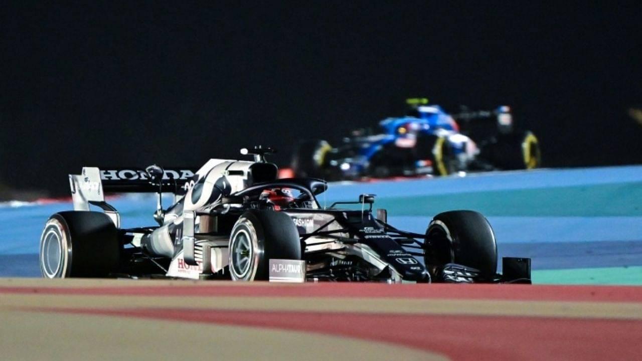 """He is the best rookie F1 has had for years""- Former Ferrari engineer on Yuki Tsunoda"