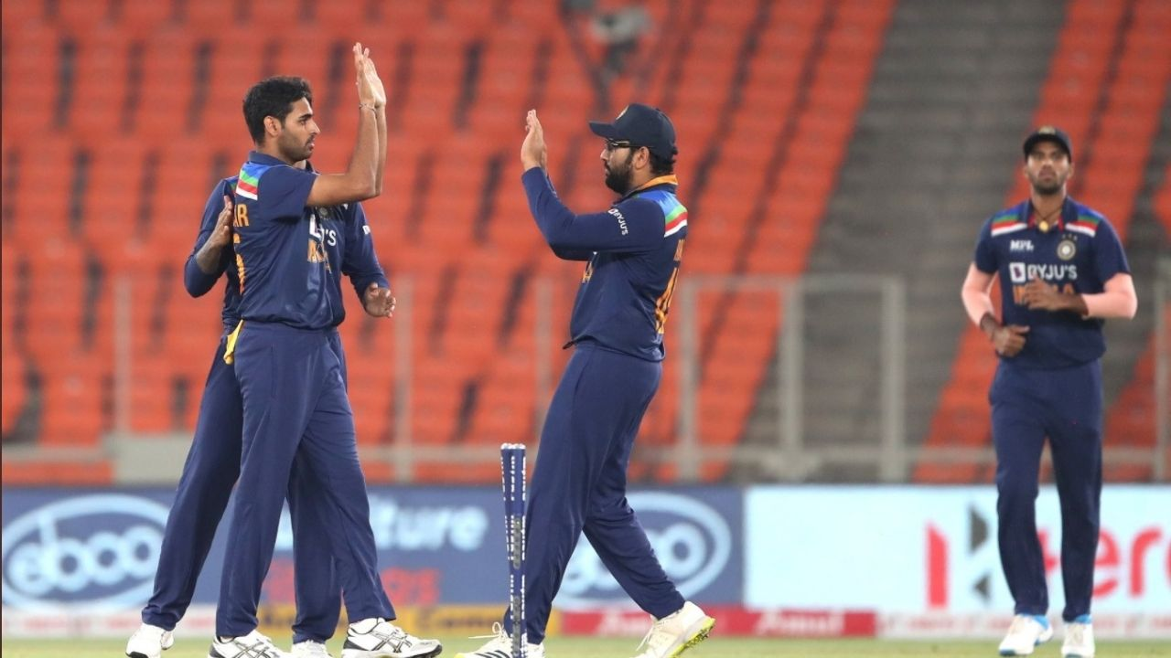 Man of the Match today India vs England: Who was awarded Man of the Match in 5th IND vs ENG Ahmedabad T20I?