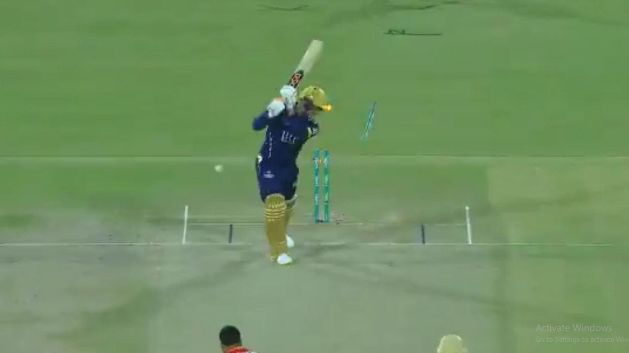 """Unplayable"": Faheem Ashraf uproots Cameron Delport's off-stump in Islamabad vs Quetta PSL 2021 match"