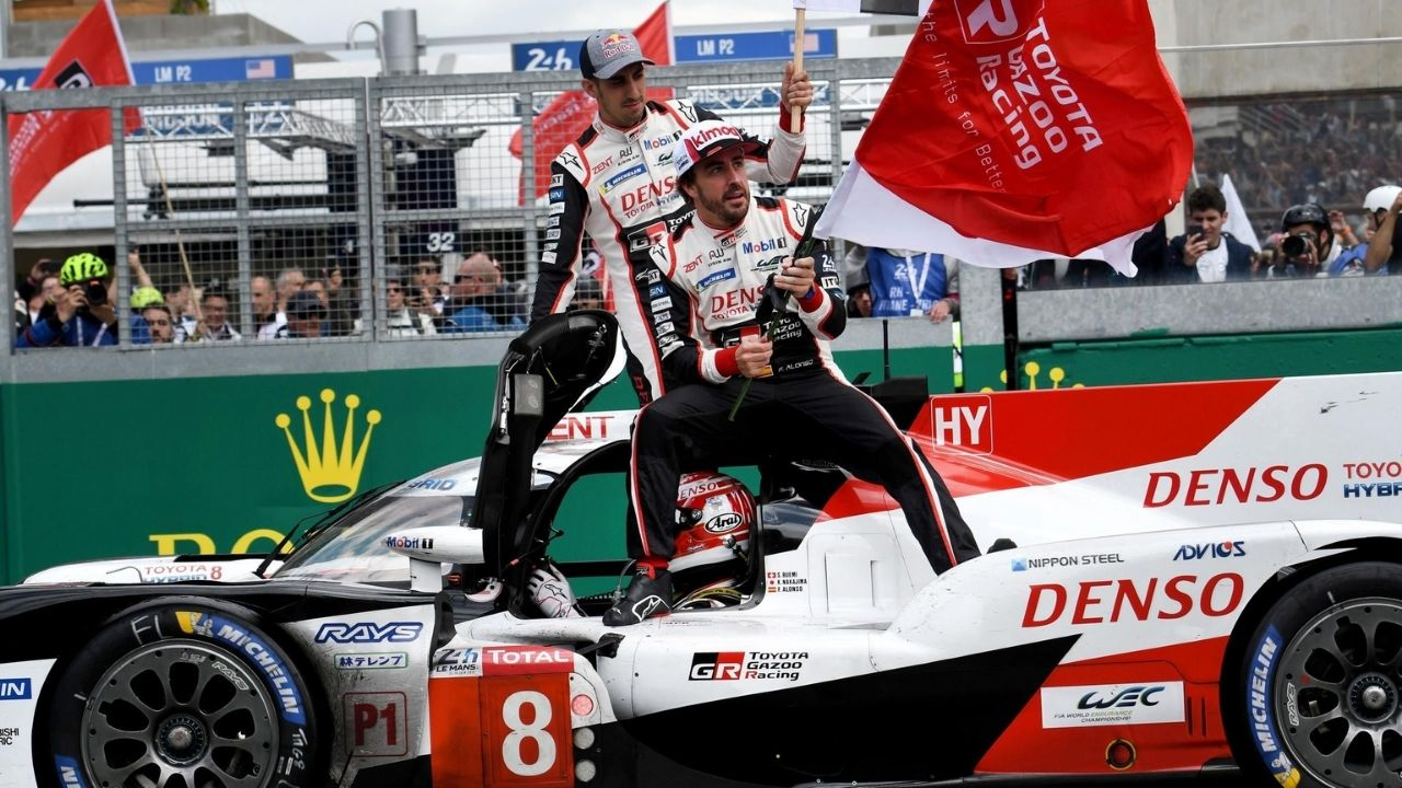 """""""At the moment we are not mixing the two series""""- Alpine on Fernando Alonso Le Mans 2021 participation"""