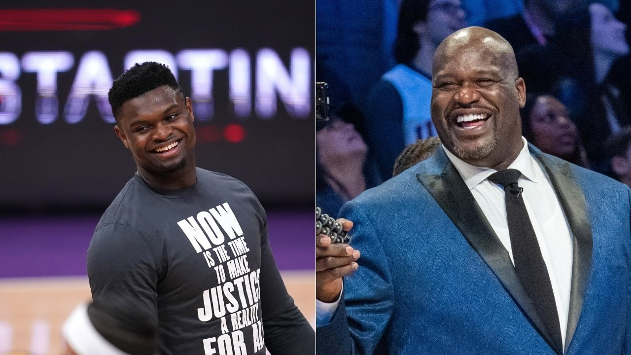"""""""Zion Williamson is displaying Shaq-like dominance"""": Pelicans All-Star emulated Lakers legend Shaquille O'Neal with historic month of February"""