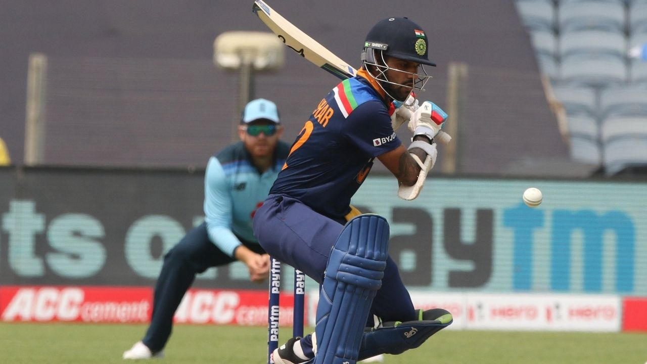 Shikhar Dhawan total centuries: Shikhar Dhawan last 10 innings score in ODI cricket