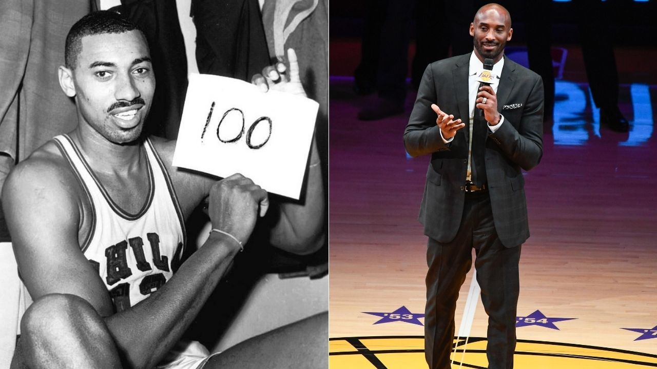 A hangover, and some unselfish teammates: How Wilt Chamberlain got to his 100 point record milestone back in 1962