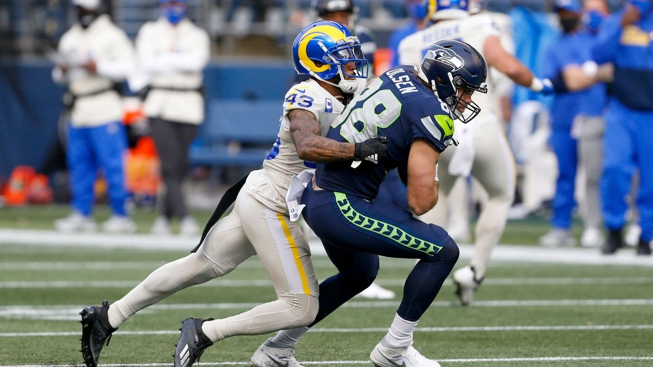 John Johnson III to Cleveland Browns : Former LA Rams Safety headed out to Cleveland in a 3-year $33.8M deal