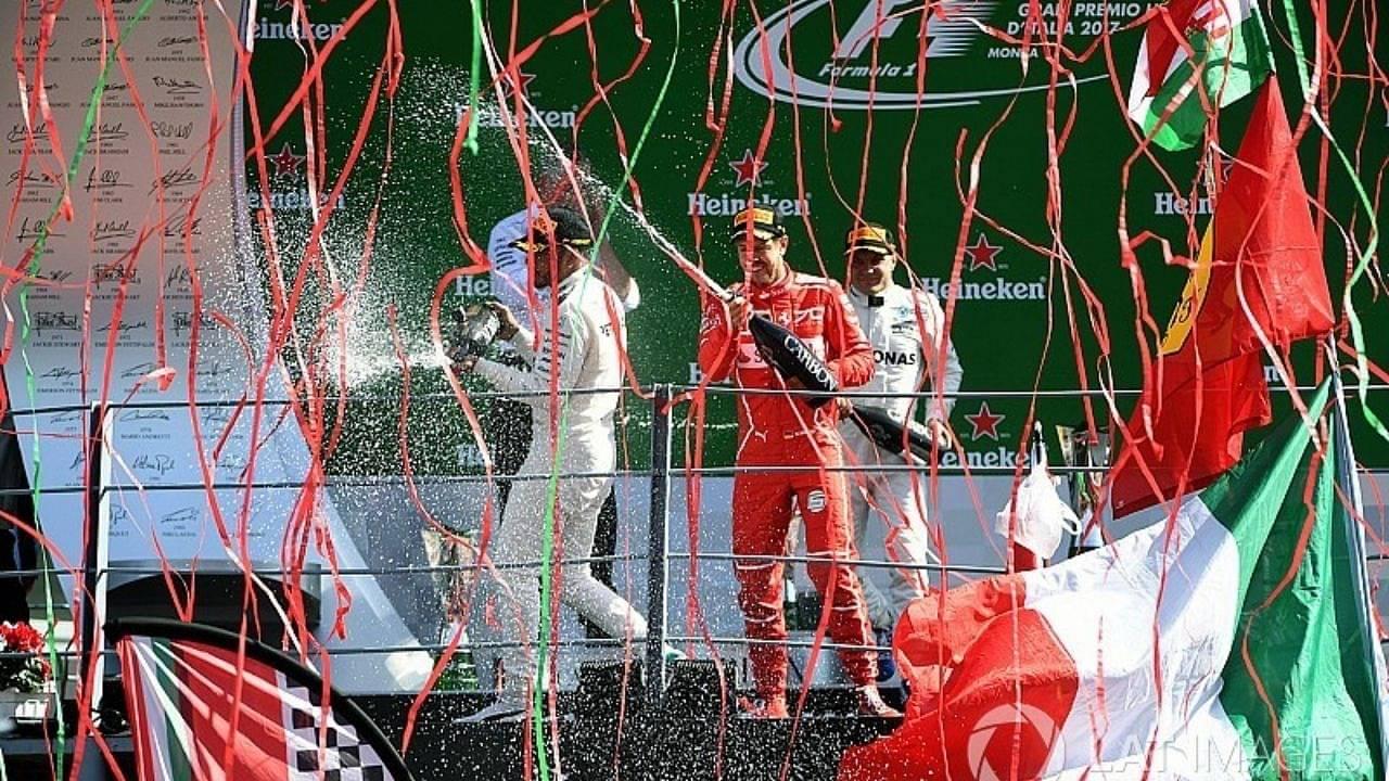 Ferrari to finish on every podium in 2021