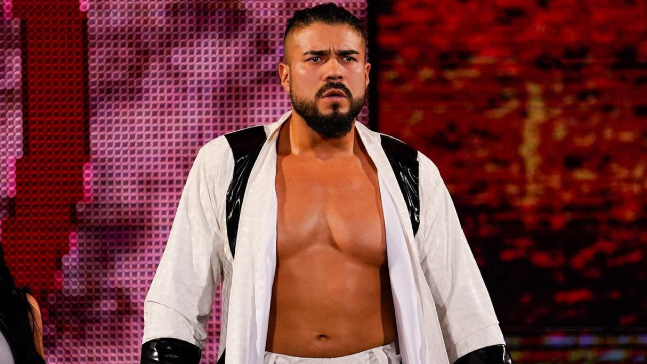 Former NXT Champion Andrade asks for WWE release