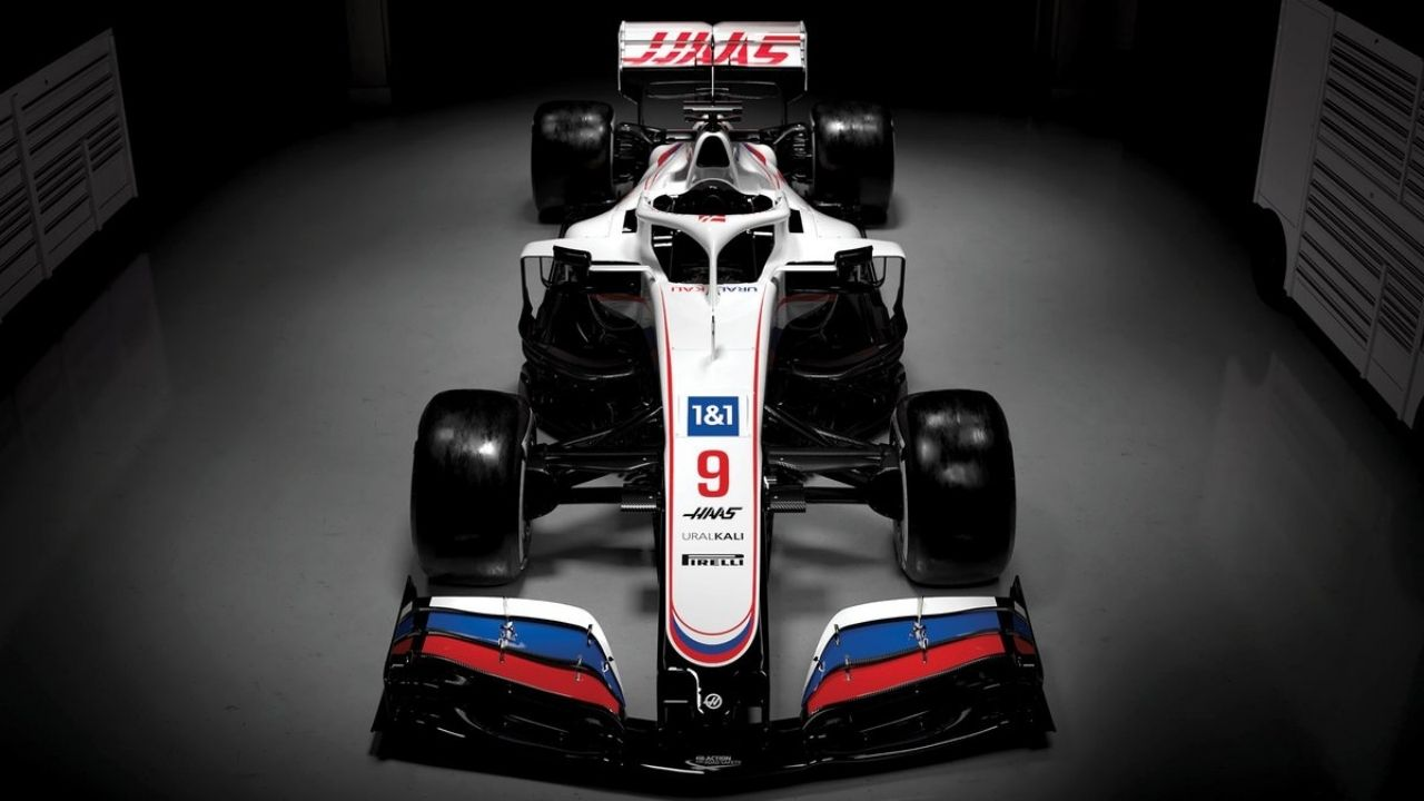 """""""We came up with this livery already last year""""- Haas denies usage of Russian Flag colours livery"""