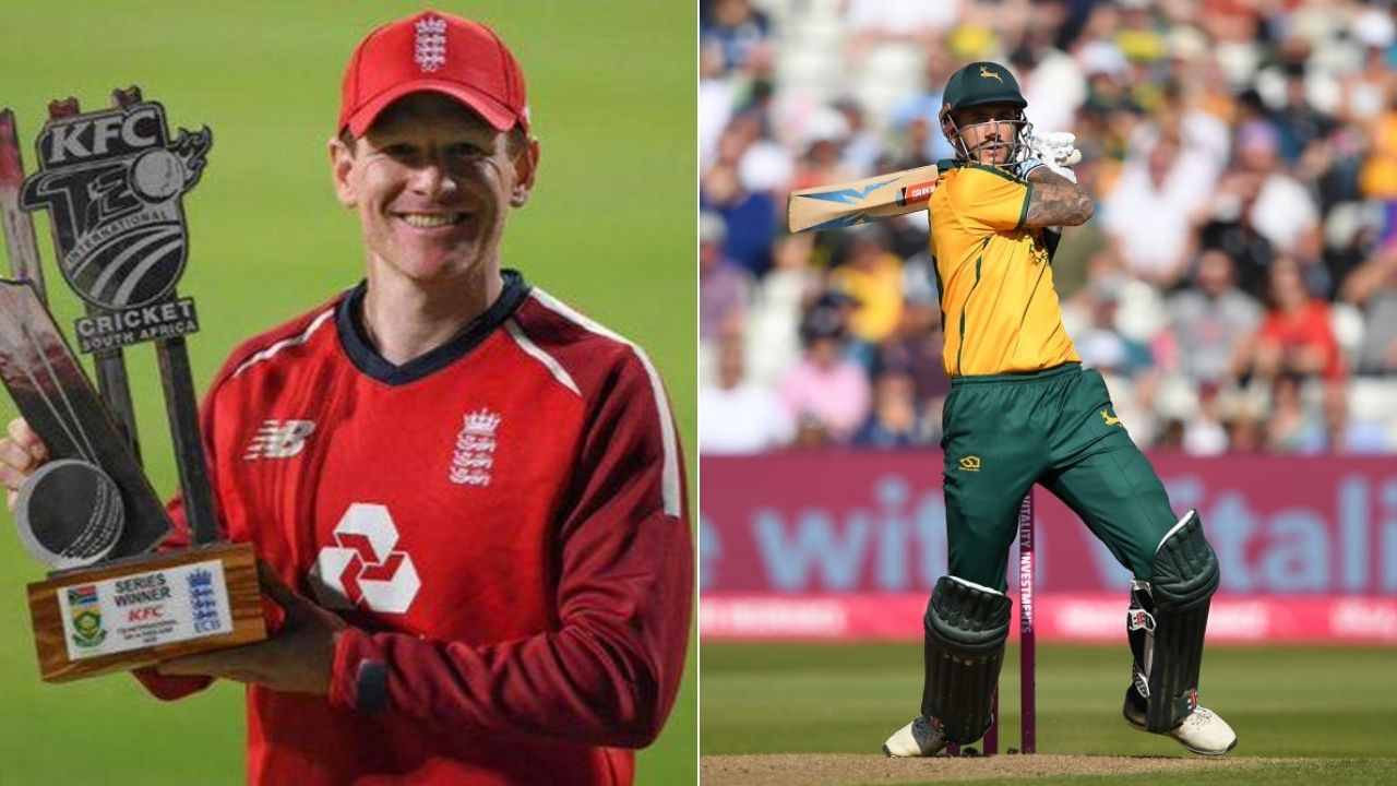 """""""Time will tell"""": Eoin Morgan unsure of Alex Hales' T20I comeback ahead of T20 World Cup 2021"""