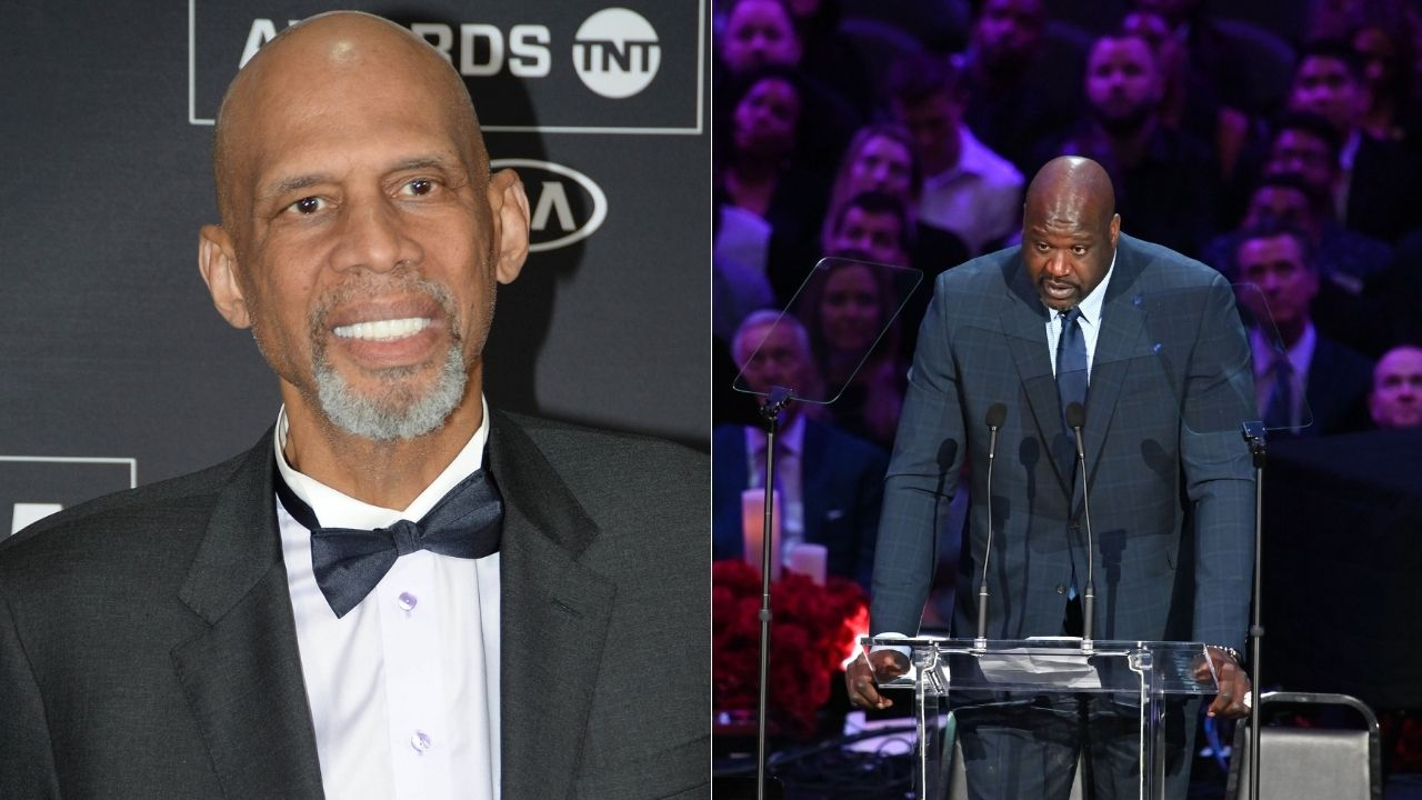 """""""When Kareem Abdul-Jabbar criticized me, I took it"""": Shaquille O'Neal goes off on today's players and their sensitivity, calling them 'pudding pops'"""