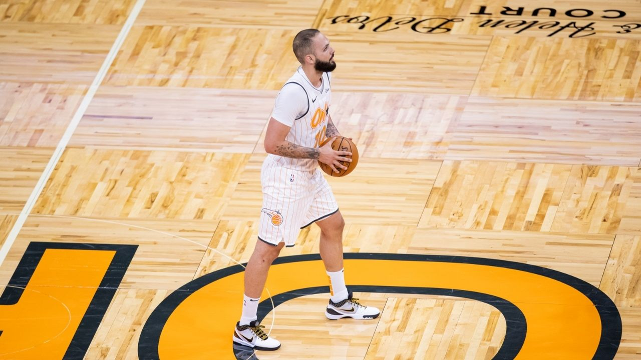 """""""Hi Celtics fans, do not Google my name"""": Evan Fournier comes up with a hilarious warning after being traded from the Orlando Magic on trade deadline day"""