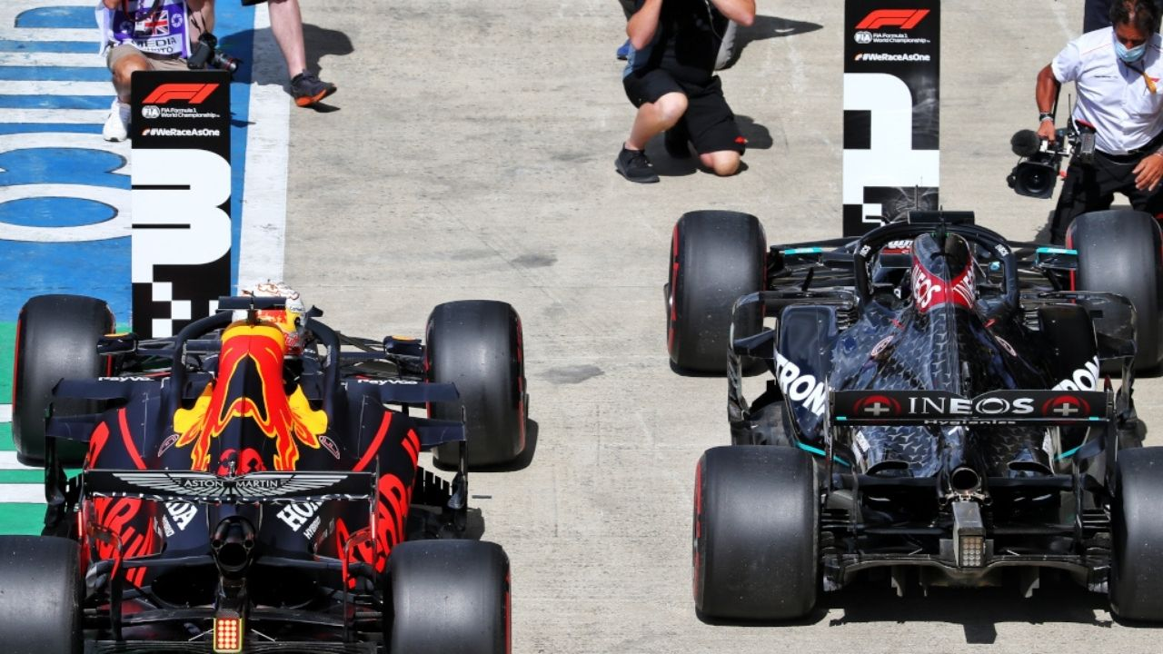 """I don't see myself as the favourite at all""- Max Verstappen accuses Mercedes of sandbagging"