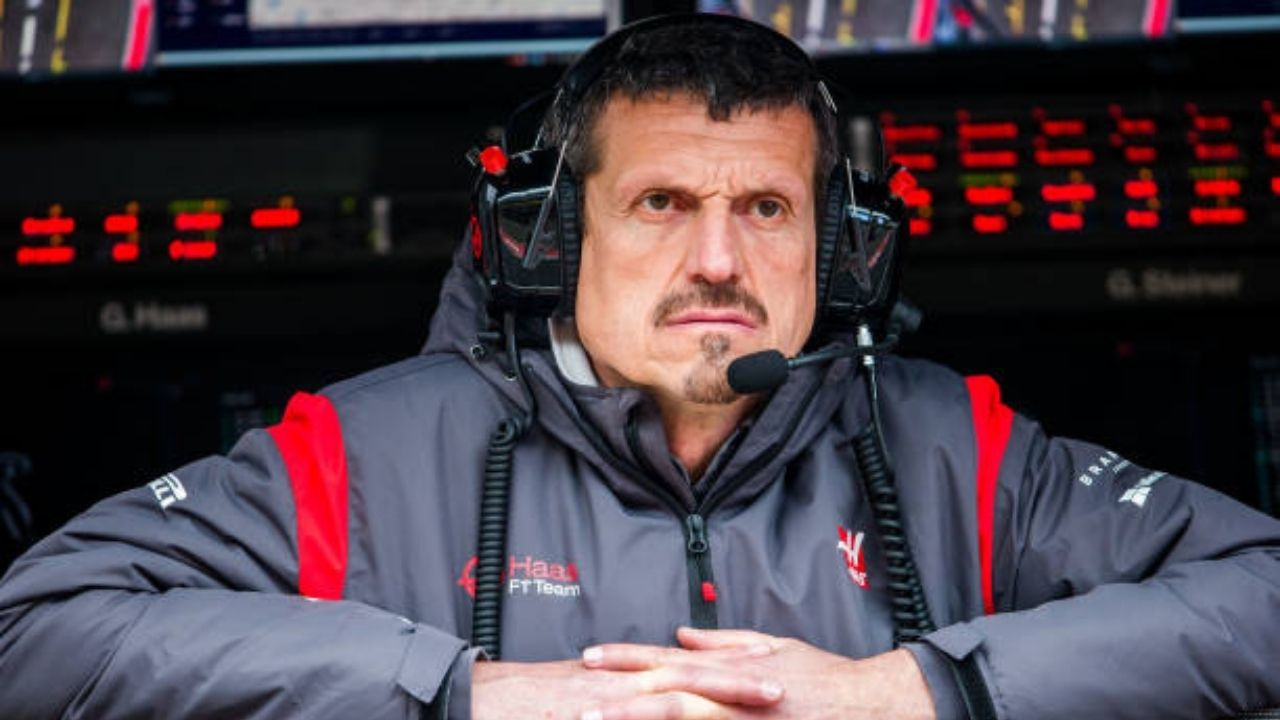 """""""I trust Ferrari""""- Guenther Steiner when asked about new power unit"""