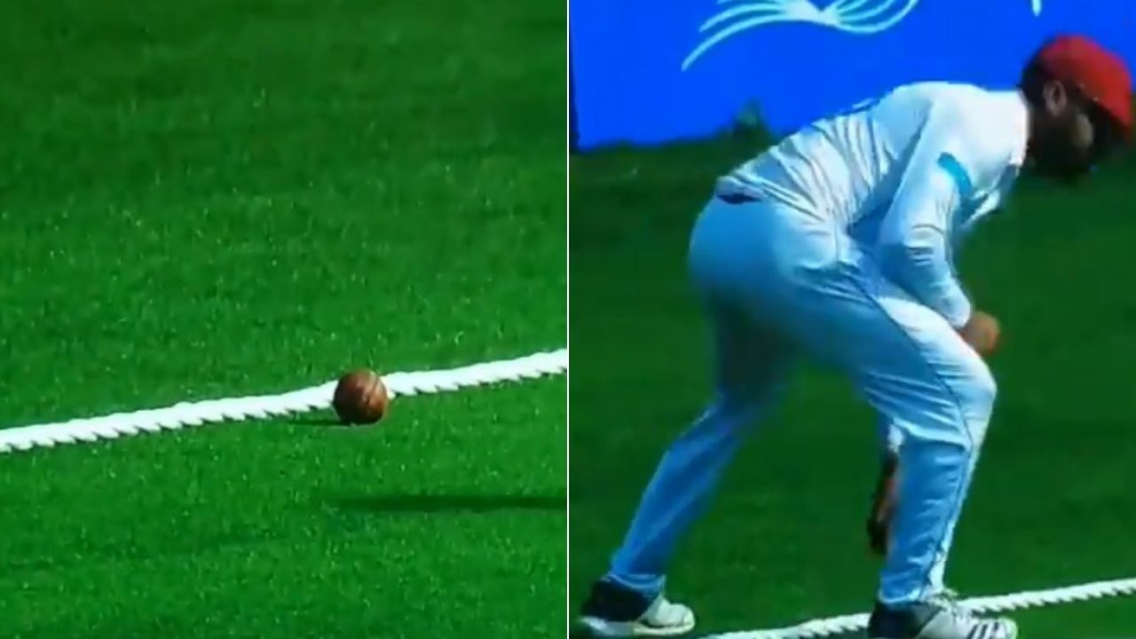 Hashmatullah Shahidi deliberate four: Why did umpires give Afghanistan five-run penalty in Abu Dhabi Test?