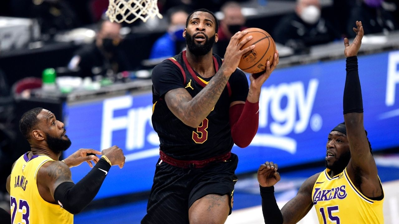 """""""Andre Drummond will listen to pitches from Lakers, Knicks, Clippers, Hornets and Celtics"""": Former Pistons All-Star linked to several playoff teams after finalizing his buyout with the Cavs"""
