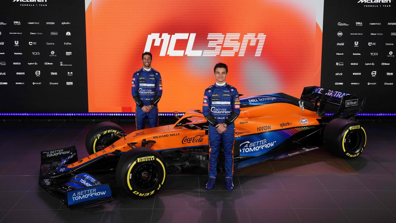 """""""There definitely will be a good competitive rivalry"""" - Daniel Ricciardo excited to partner with Lando Norris at McLaren"""