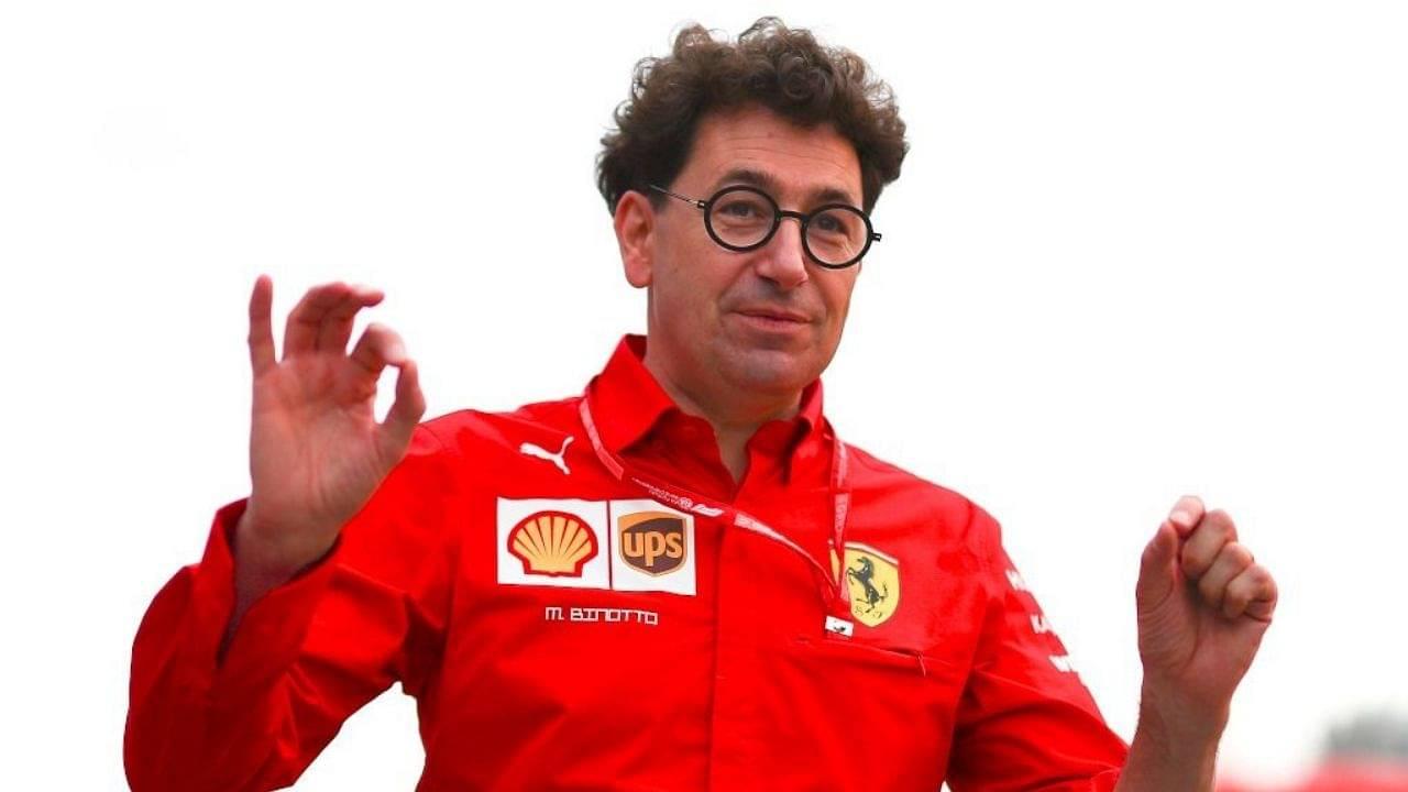 """""""We simply need to do better""""- Mattia Binotto rumoured to be sacked by Ferrari"""