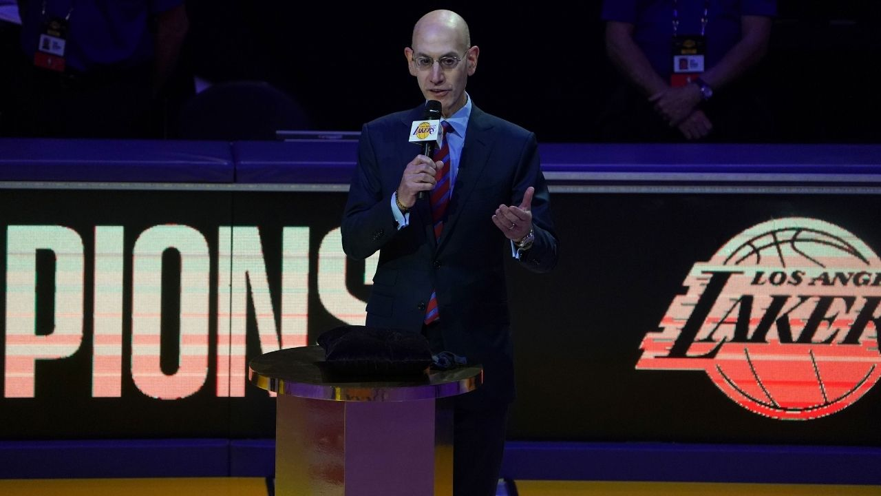 """""""I respect LeBron James for his professionalism"""": Adam Silver breaks silence about Lakers star's criticism about the 2021 NBA All-Star Game"""