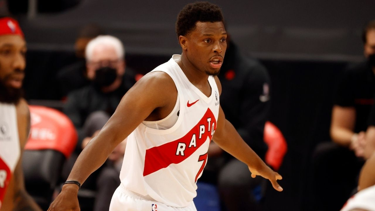 """""""Sometimes the best trade is the one you don't make"""": Skip Bayless believes the Lakers did the right move not trading away players for Kyle Lowry"""