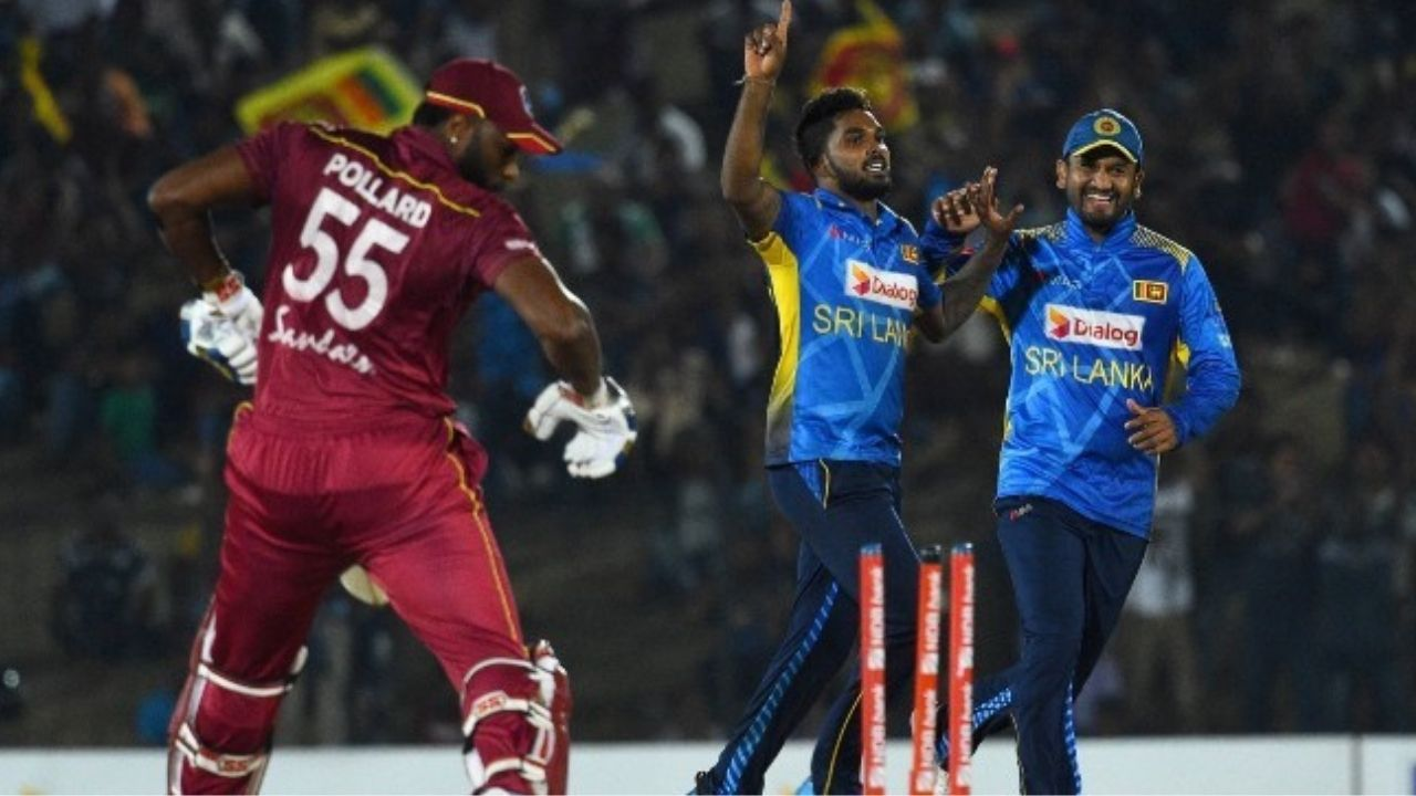 West Indies vs Sri Lanka 1st T20I Live Telecast Channel in India and West Indies: When and where to watch WI vs SL Antigua T20I?