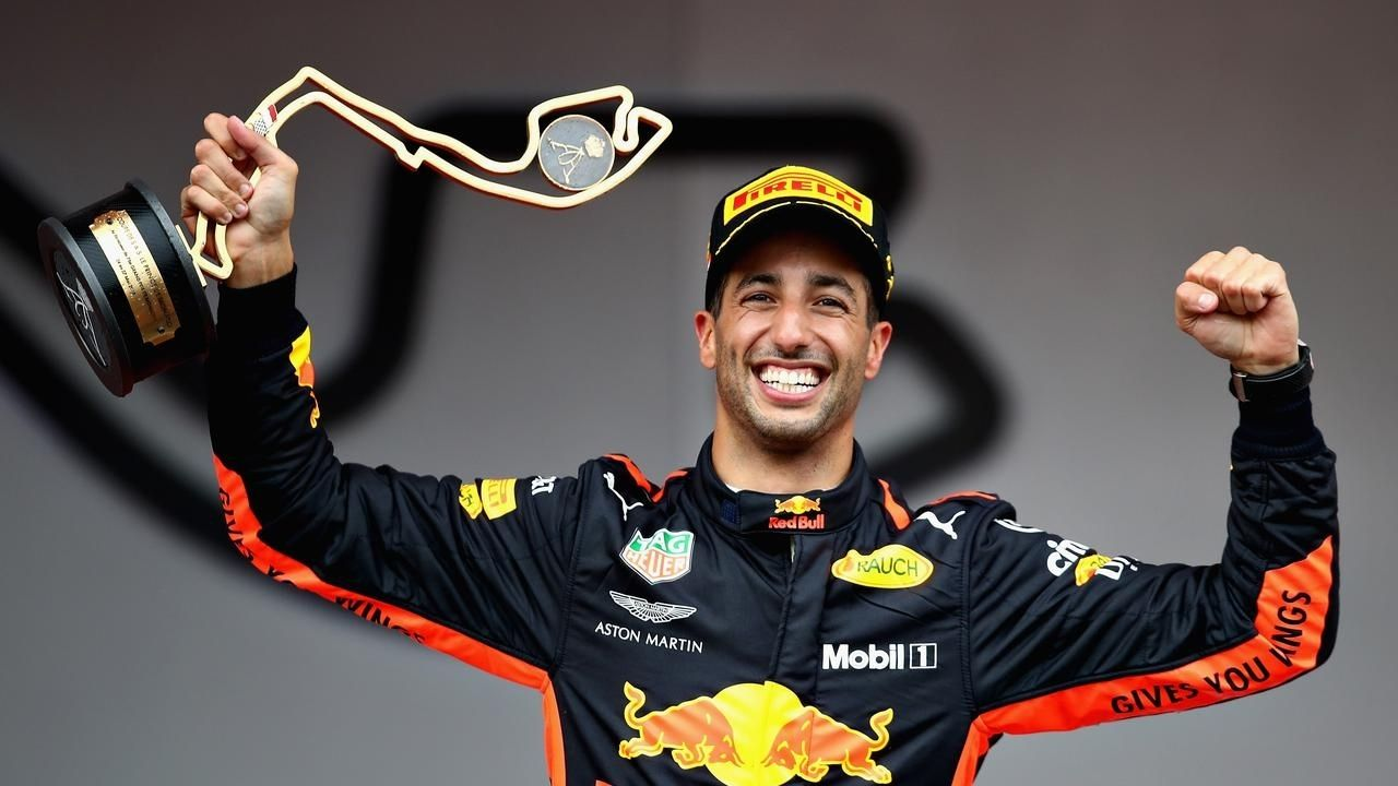 """I haven't yet achieved what I really want""- Daniel Ricciardo on his ultimate world title aspiration"