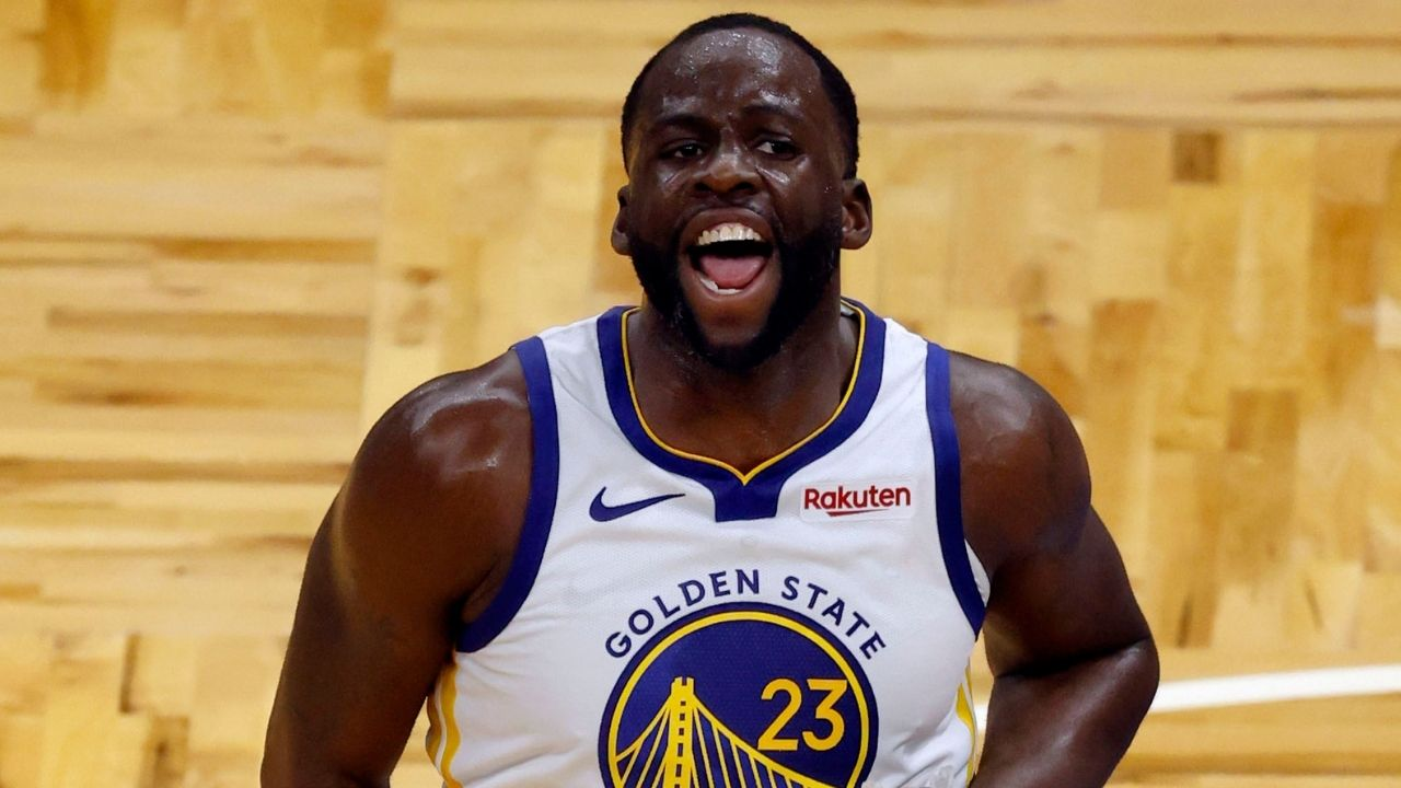 """""""Test by 9 AM, game at 1 PM - just another day in the life"""": Warriors' Draymond Green irately complains about the NBA's confusing, inconsistent COVID-19 testing schedule"""