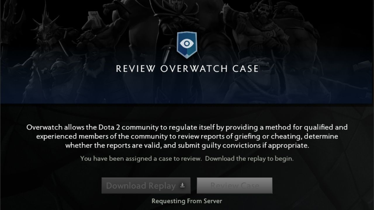 Dota 2 Overwatch : What is the Overwatch system in Dota 2 & how does it work?