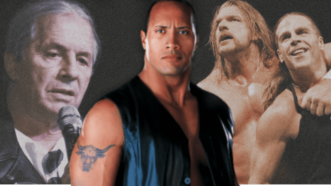 Bret Hart says Triple H wanted him to beat the Rock