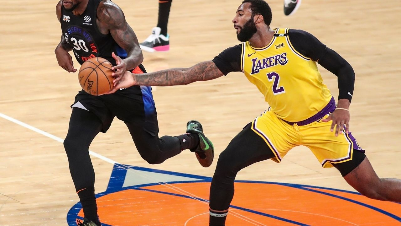 'Andre Drummond will be the difference in Lakers winning or losing title': Shannon Sharpe highlights how LeBron James can win 5th NBA Title
