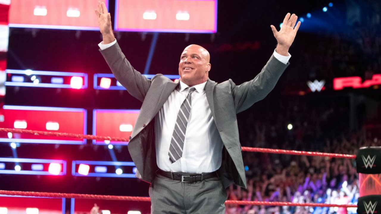 Kurt Angle reveals he wanted to rejoin WWE in 2014 but Vince McMahon refused