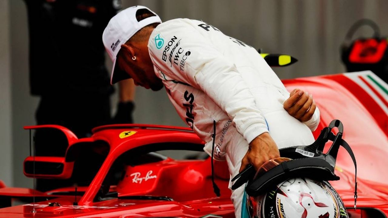 """""""Hamilton is a great spy""""- Ex-Mercedes team member reveals Lewis Hamilton's tactics"""