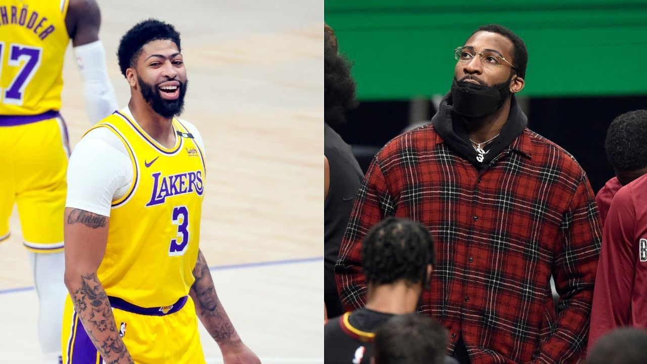 """""""Starting with Anthony Davis was like being together on Team USA basketball again"""": Lakers' Andre Drummond reminisces about his time as AD's teammate"""