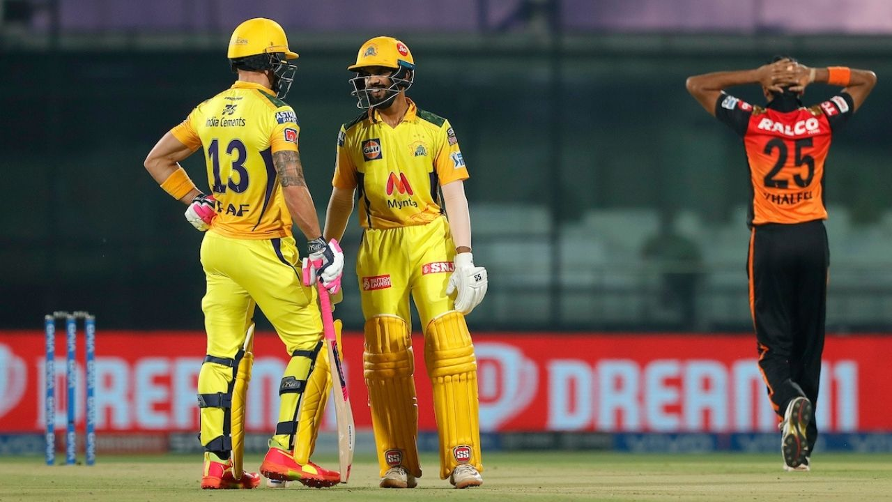 CSK vs SRH Man of the Match today: Who was awarded Man of the Match in Super Kings vs Sunrisers IPL 2021 match?