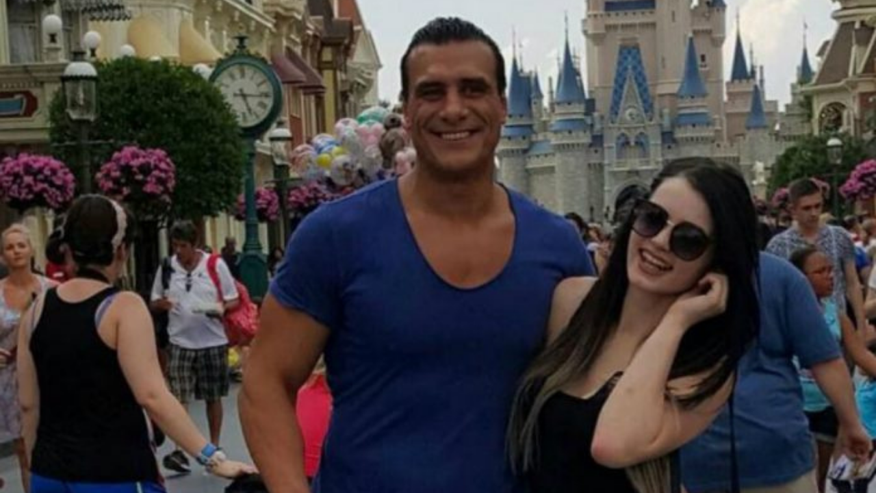 Alberto Del Rio speaks up on relationship with former Fiance Paige