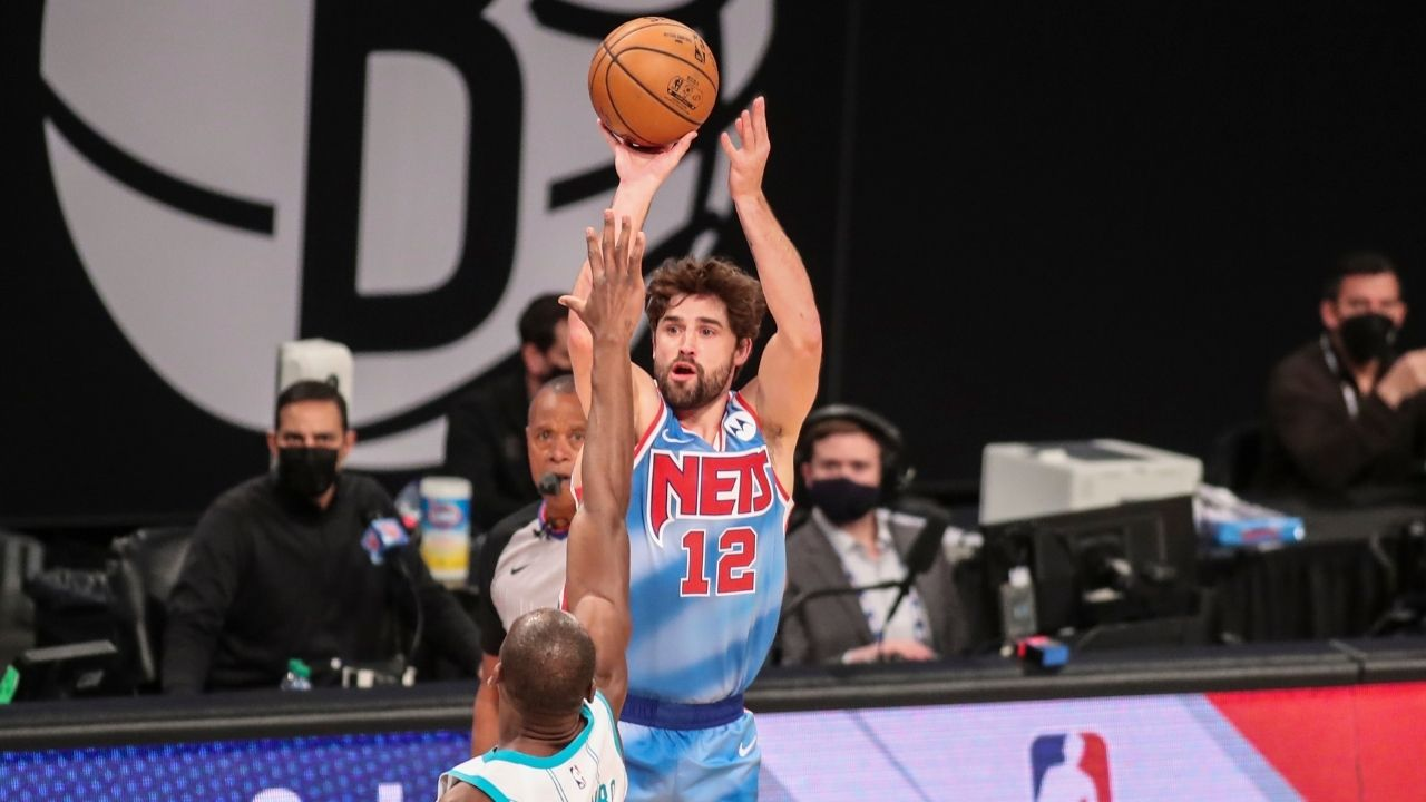 """""""Joe Harris has been over-reliable"""": Steve Nash's praise puts the Nets sharpshooter's amazing 3-point shooting season into perspective"""