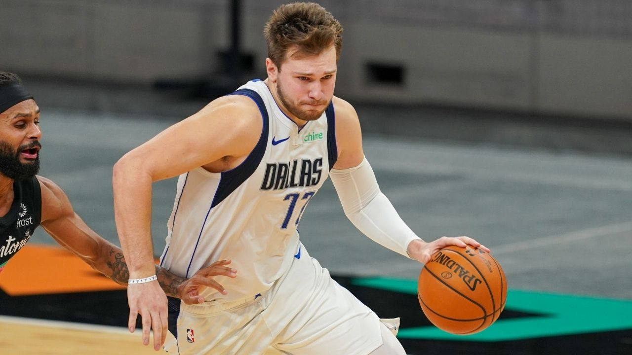 """""""Who is unstoppable?"""": Luka Doncic humbly deflects a question about his on-court dominance following the Mavericks' win over New York Knicks"""