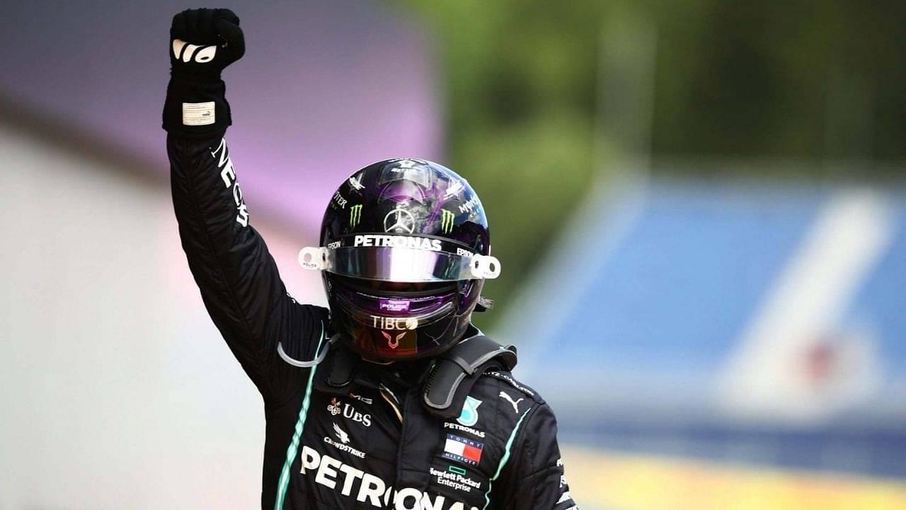 """""""It creates divisions""""– Former Ferrari driver disagrees with Lewis Hamilton's activism"""