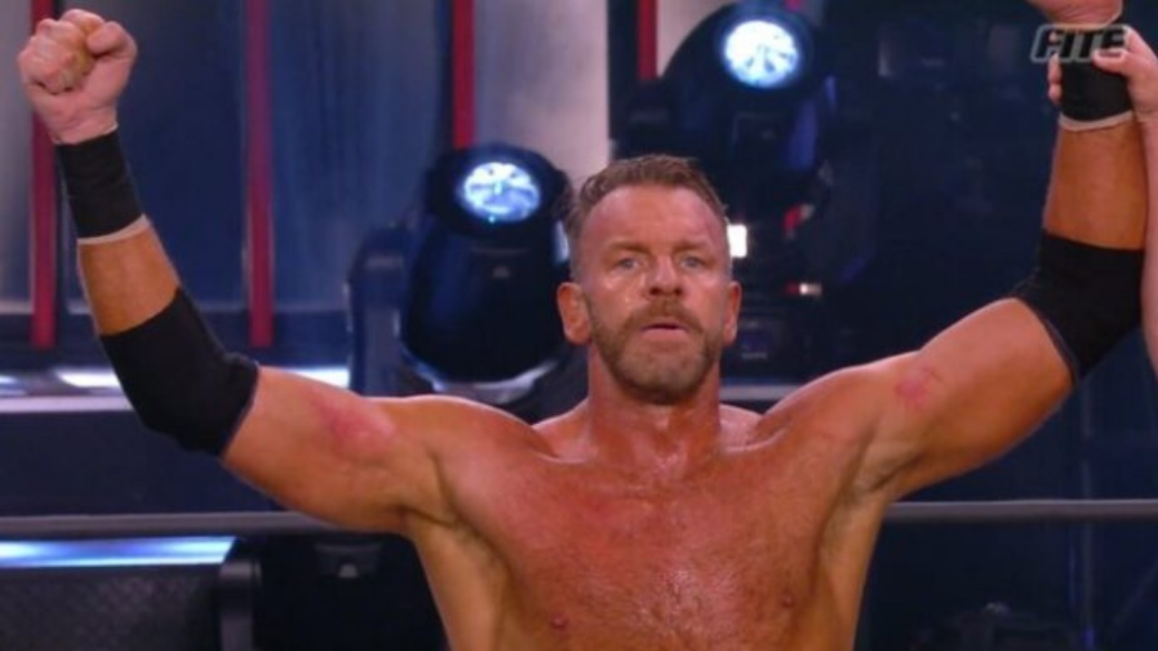 Christian Cage reveals how Edge reacted to his AEW debut match