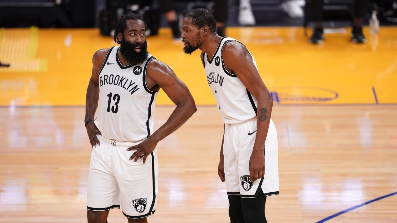 """""""James Harden, not Kevin Durant, is the Nets' MVP"""": NBA Analyst explains why 2018 NBA MVP is more important to Brooklyn"""