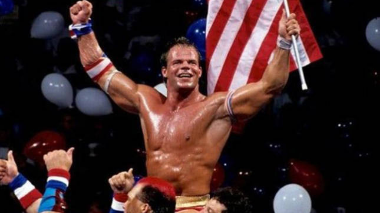 Lex Luger opens up on what Vince McMahon told him about the WWE Championship