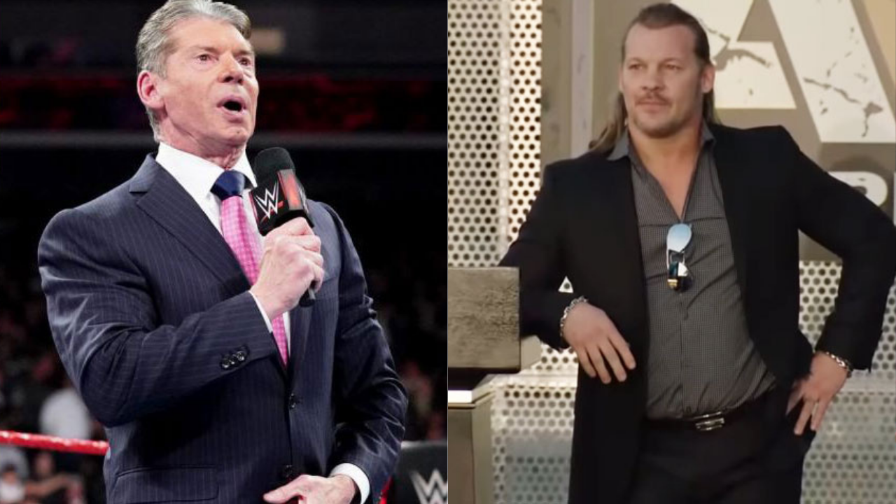 Chris Jericho says his role in AEW is similar to that of Vince McMahon in WWE