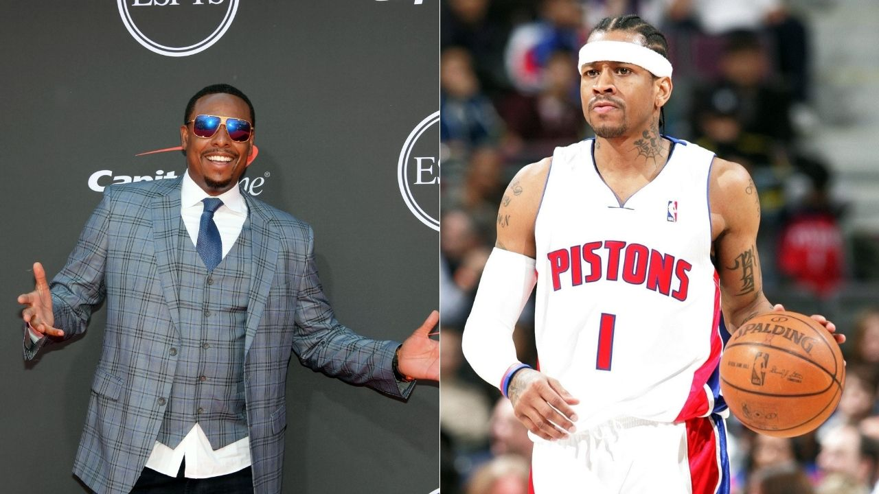 """Guarding Allen Iverson scared me to death"": Celtics legend Paul Pierce reveals why he didn't want to match up with AI"