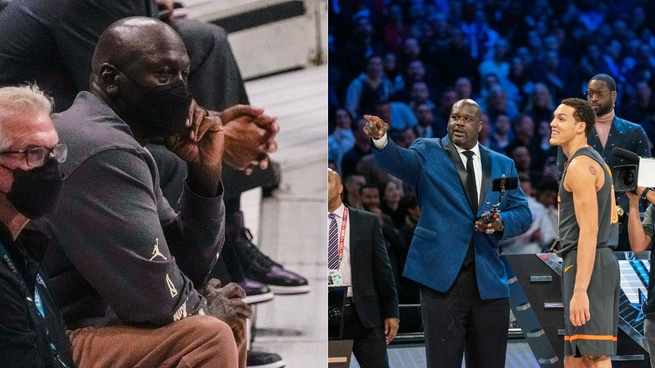 """""""Michael Jordan did exactly what he said he'd do to Nick Anderson"""": Shaquille O'Neal reminisces over how MJ trash talked and laid out his former Magic teammate"""