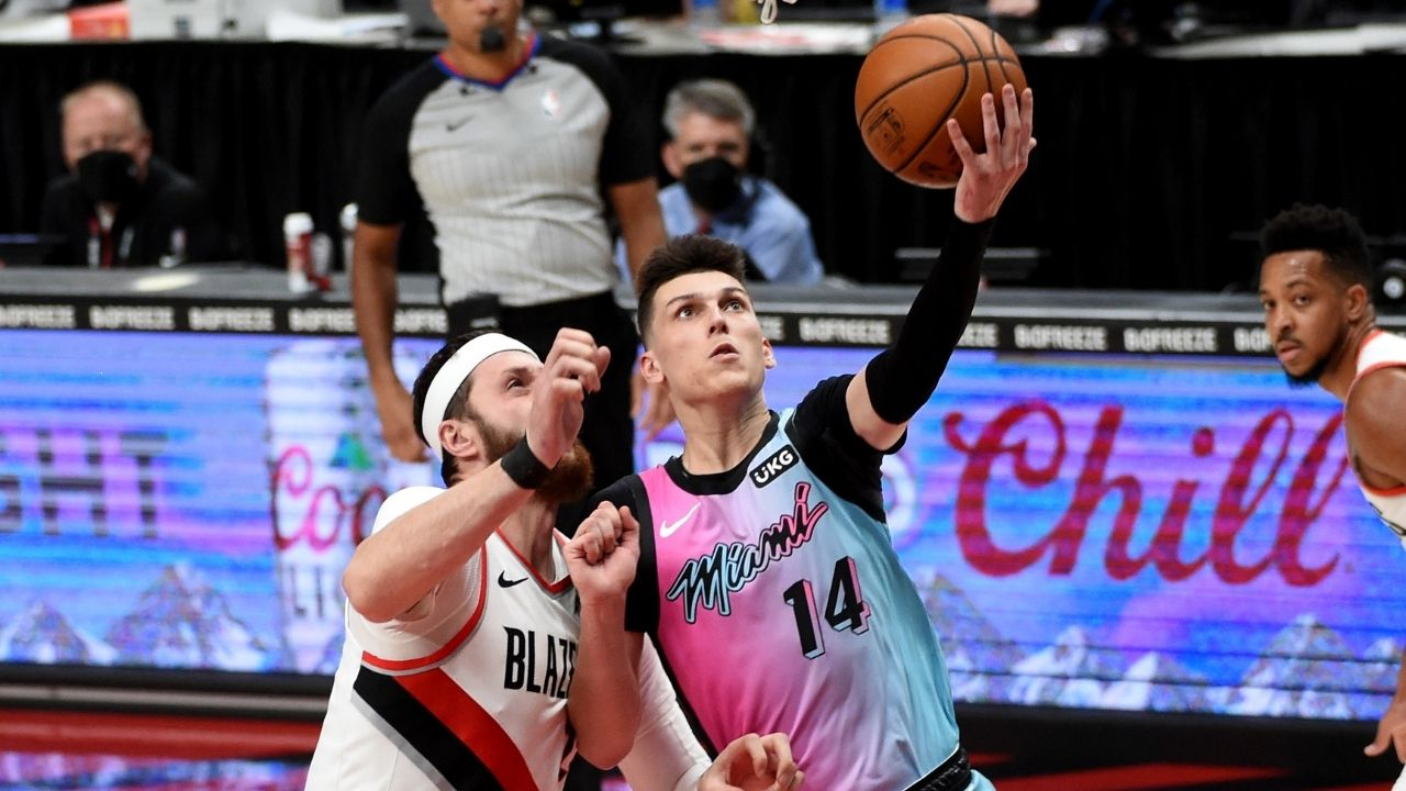 """""""Tyler Herro chose to become a celebrity"""": Miami Heat writers criticize second-year guard for his inability to produce on or off the court this year"""