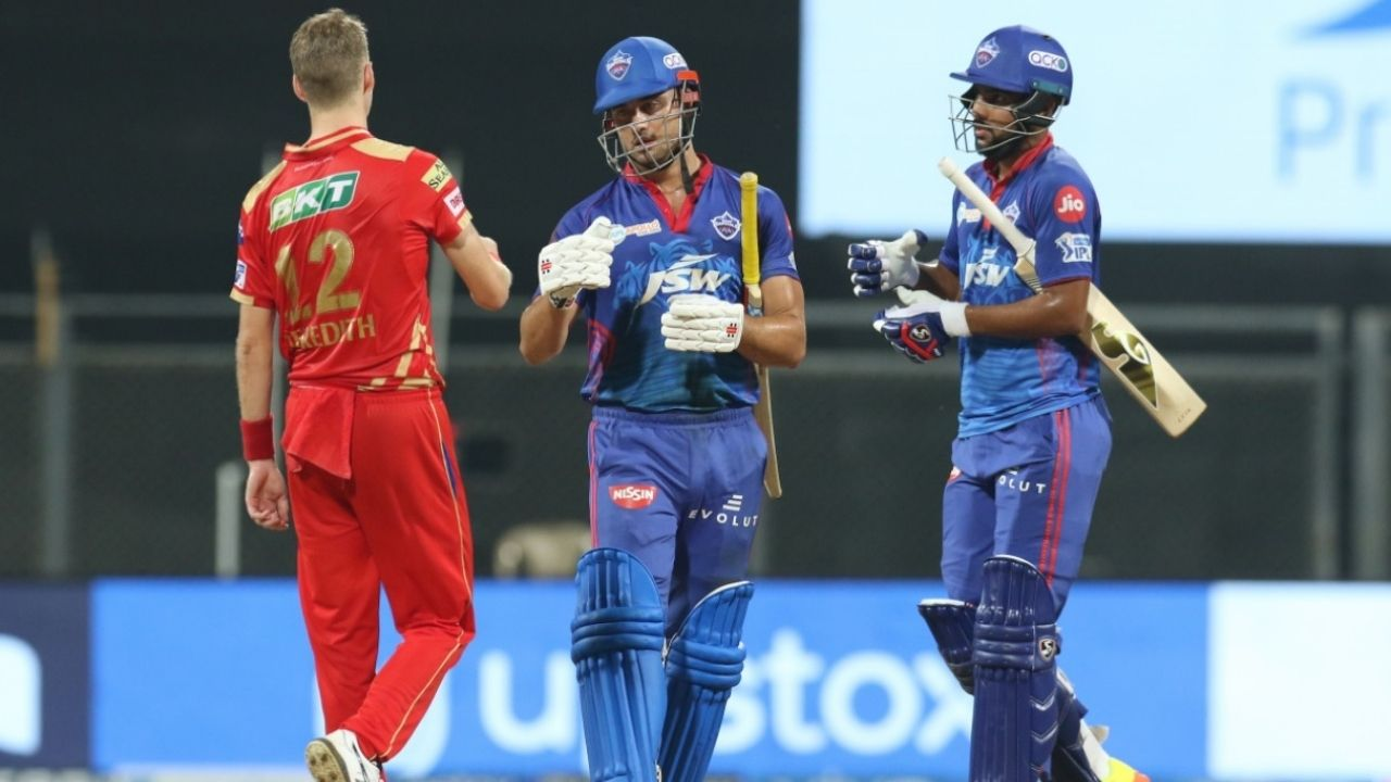 DC vs PBKS Man of the Match today: Who was awarded Man of the Match in IPL 2021 Match 11?