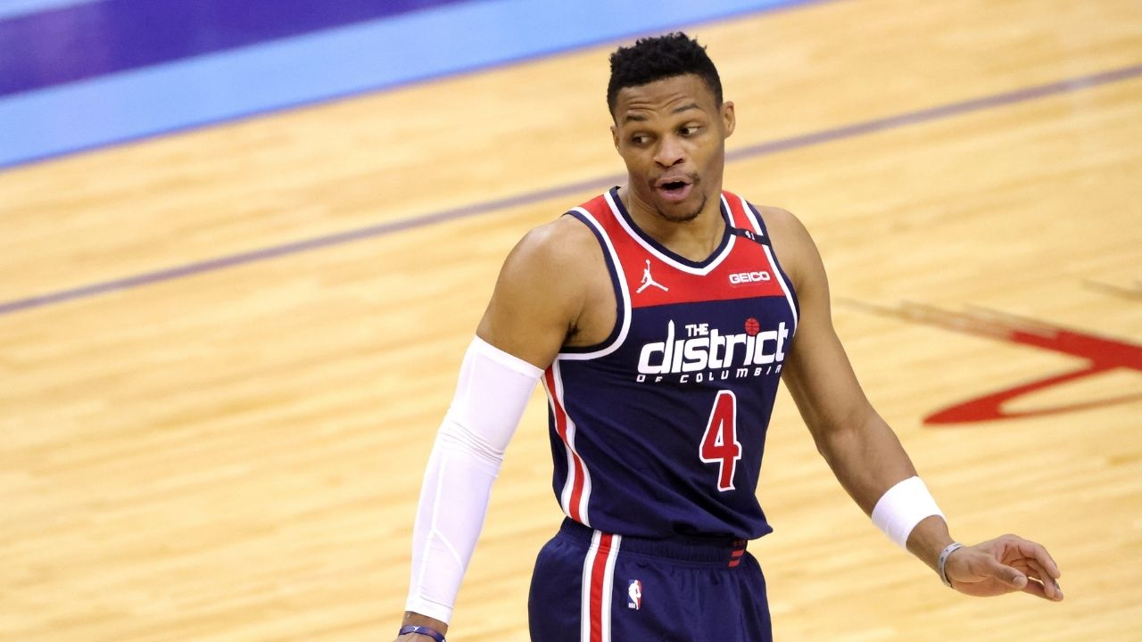 """""""Russell Westbrook would be great for the Knicks"""": Stephen A Smith believes that the Wizards star would be great for New York"""