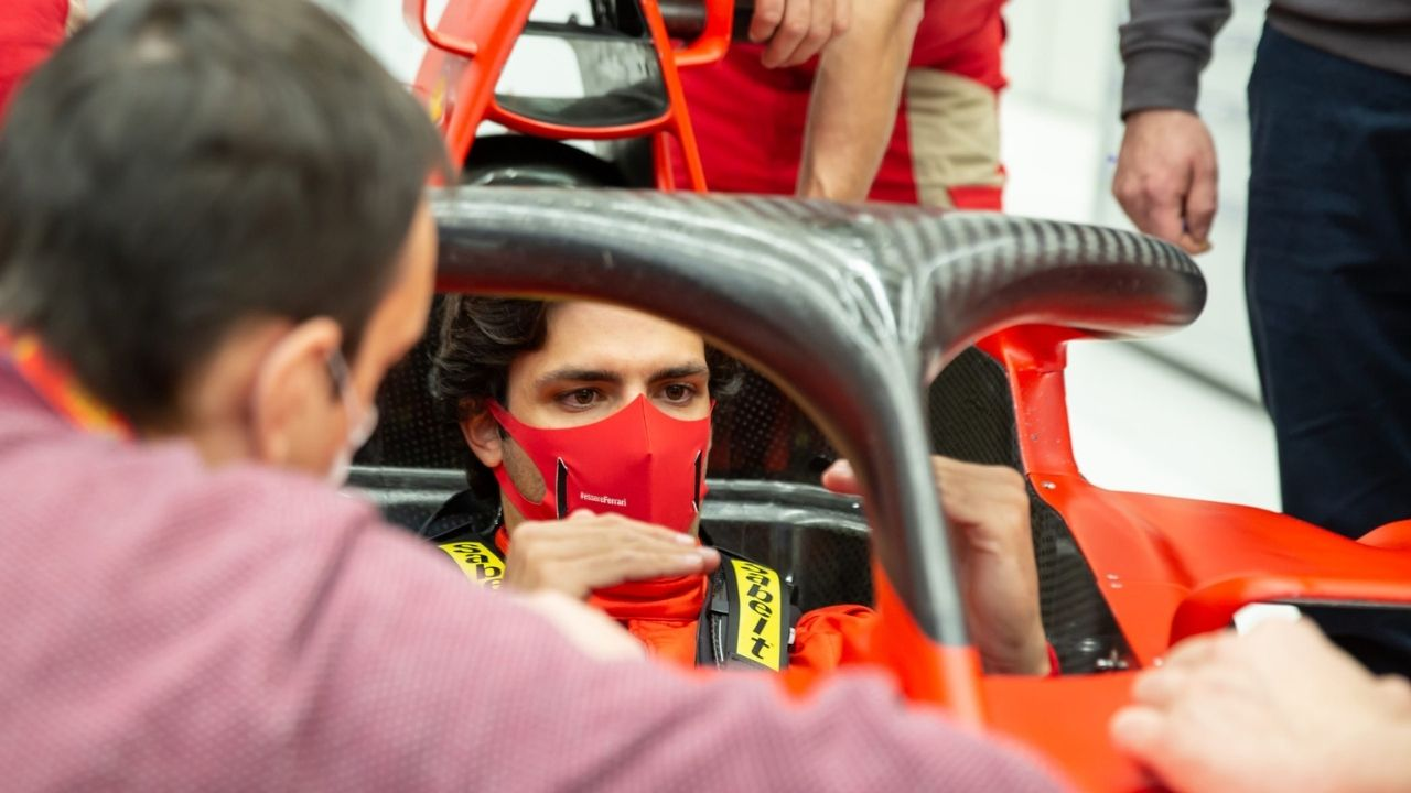 """""""Ferrari was not used to having the driver there so often""""- Carlos Sainz on his uninvited Maranello visits"""