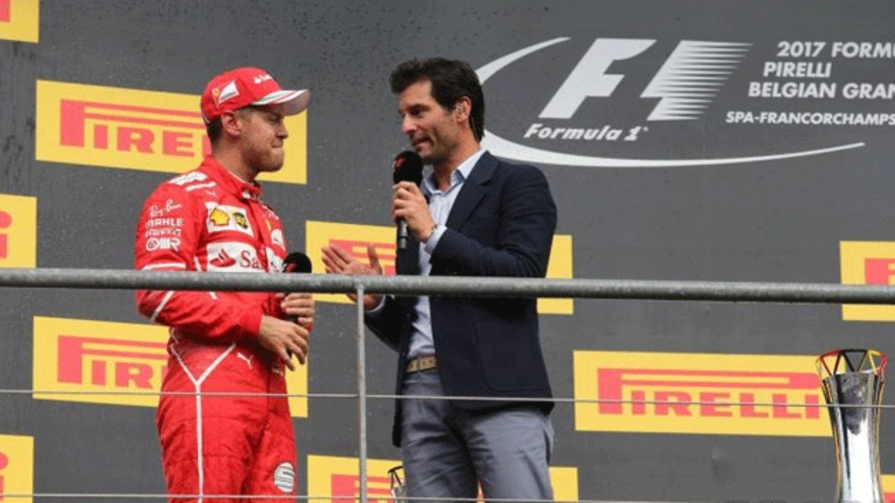 """""""It's a drug for you"""" - Why did Mark Webber reject Ferrari to continue at Red Bull in 2013?"""