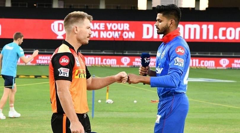 SRH vs DC Team Prediction: Sunrisers Hyderabad vs Delhi Capitals – 25 April 2021 (Chennai). David Warner, Shikhar Dhawan, and Rashid Khan will be the best fantasy picks for this game.