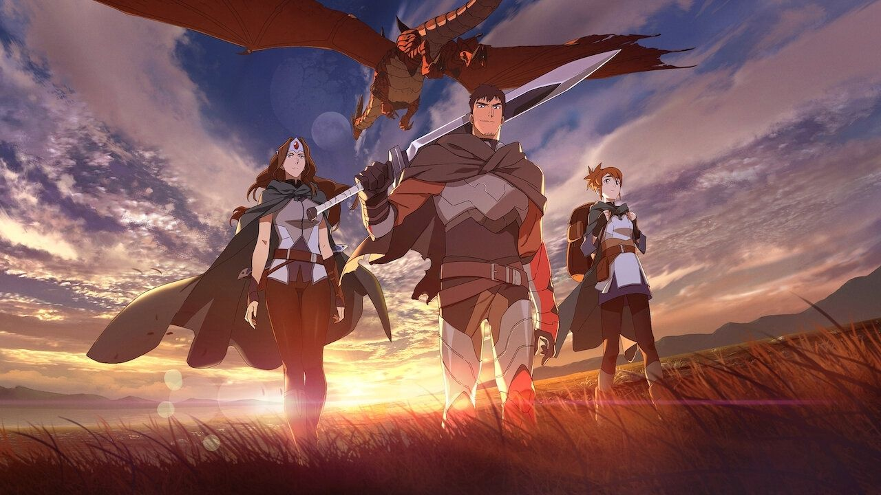 Dota Dragon's Blood- Book 2: Anime sequel on Netflix for DOTA: Dragon's Blood is in the works
