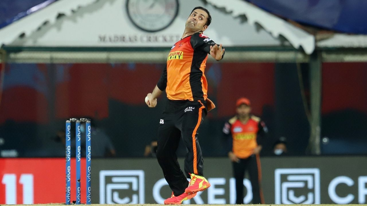 Why are Sandeep Sharma and Mohammad Nabi not playing today's IPL 2021 match vs RCB?